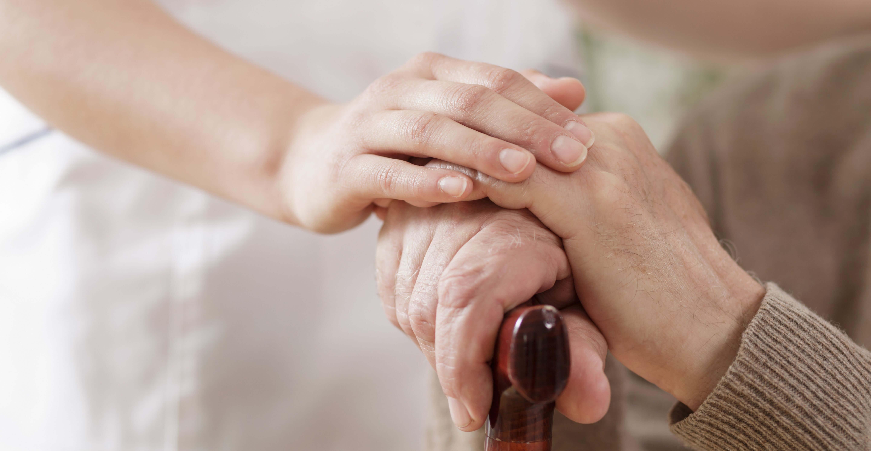 Cuidado de personas mayores a domicilio