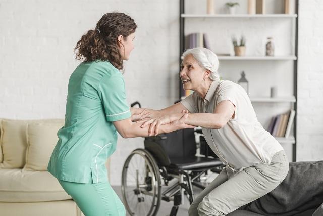 ayuda a domicilio para mayores en Bilbao